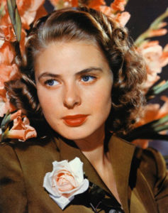 Ingrid Bergman Measurements, Height, Weight, Bra Size, Age, Wiki, Affairs