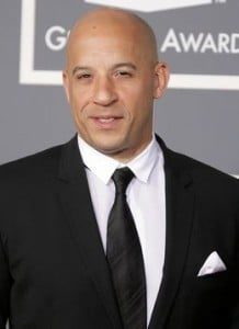 Vin Diesel Height, Weight, Body stats, Wiki