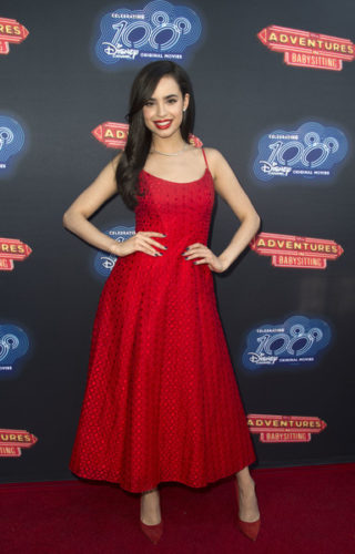 Sofia Carson Measurements Height Weight Bra Size Age Wiki Affairs