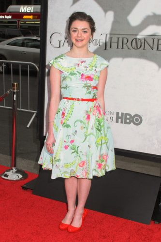 Maisie Williams Measurements Height Weight Bra Size Age Wiki Affairs