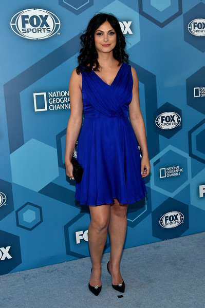 Morena Baccarin Measurements Height Weight Bra Size Age Wiki Affairs