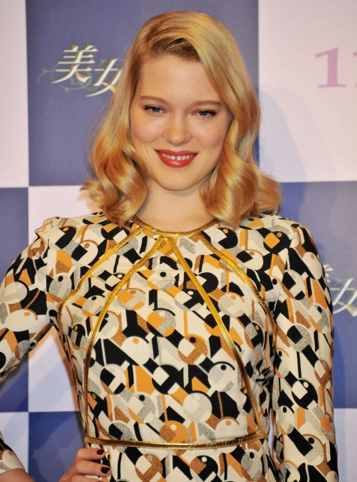 Léa Seydoux Bra Size Height Weight Body Measurements Wiki
