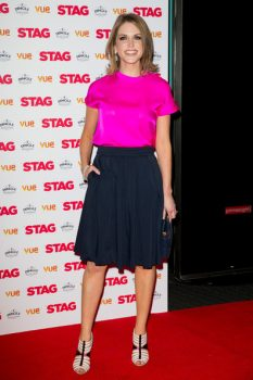 Amy Huberman Bra Size Height Weight Body Measurements Wiki