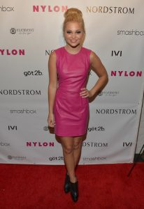 Olivia Holt Bra Size Height Weight Body Measurements Wiki