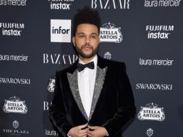 The Weeknd Height Weight Body Stats Biceps Wiki Measurements